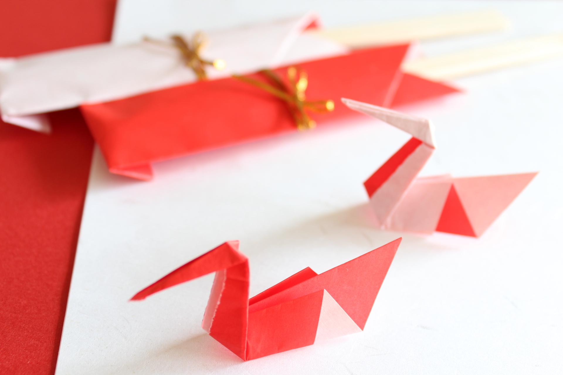 お正月(1月)の折り紙
