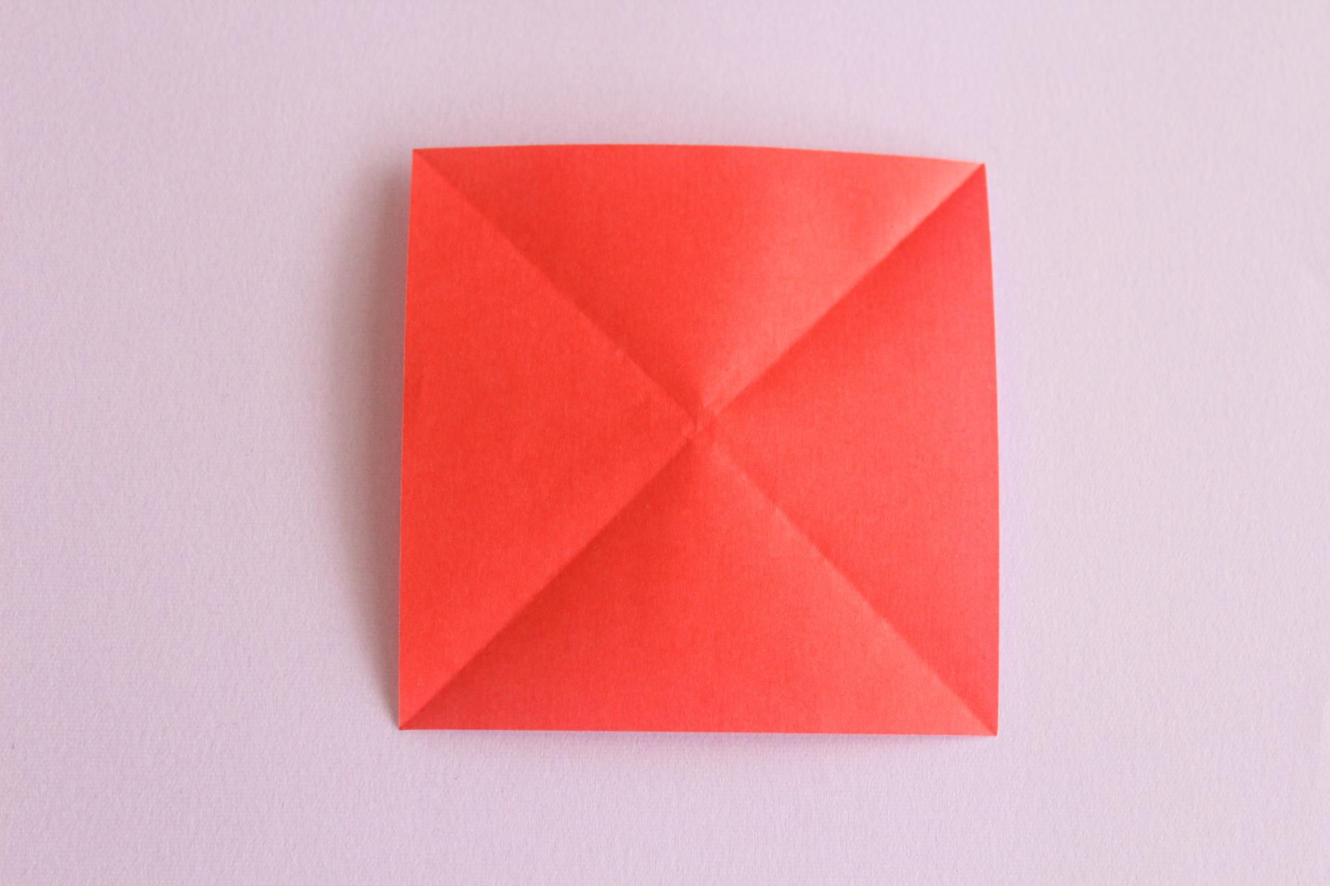 酉の折り方1