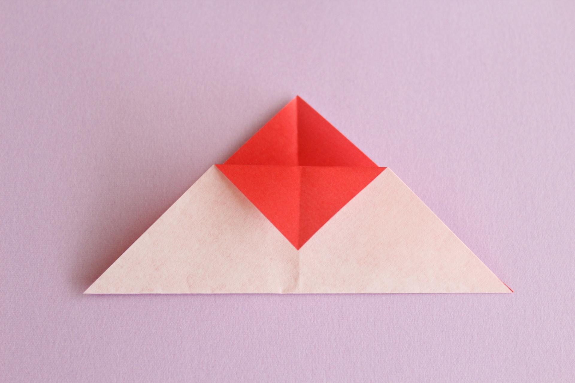 酉の折り方2
