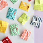 折り紙でポチ袋の折り方!簡単な小銭入れやかわいいお年玉袋の作り方まとめ