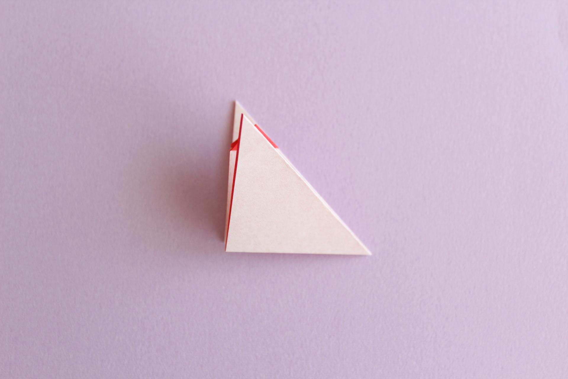 酉の折り方6