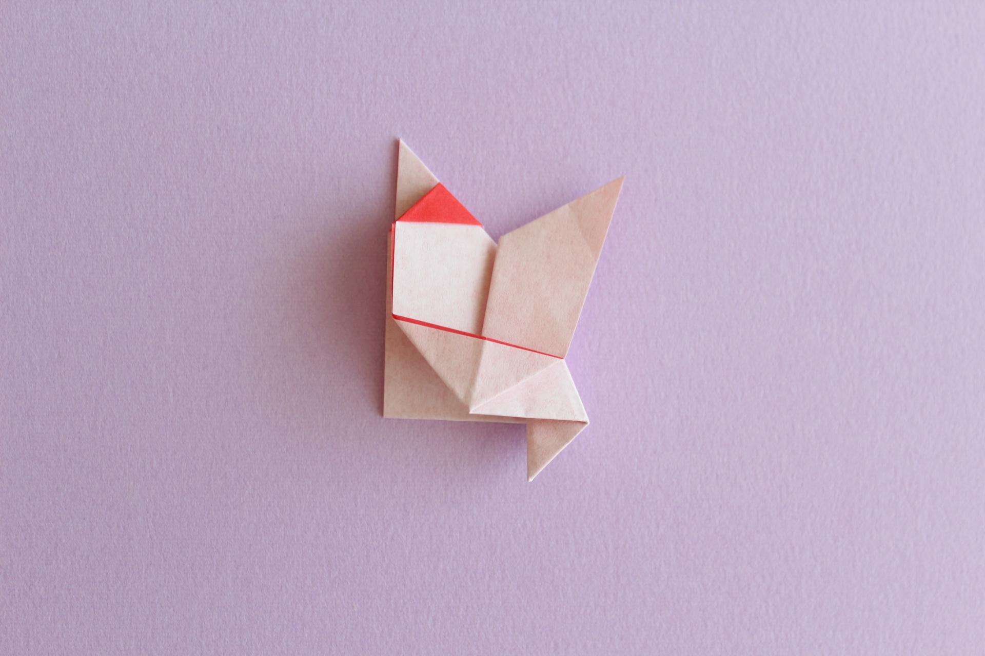 酉の折り方10