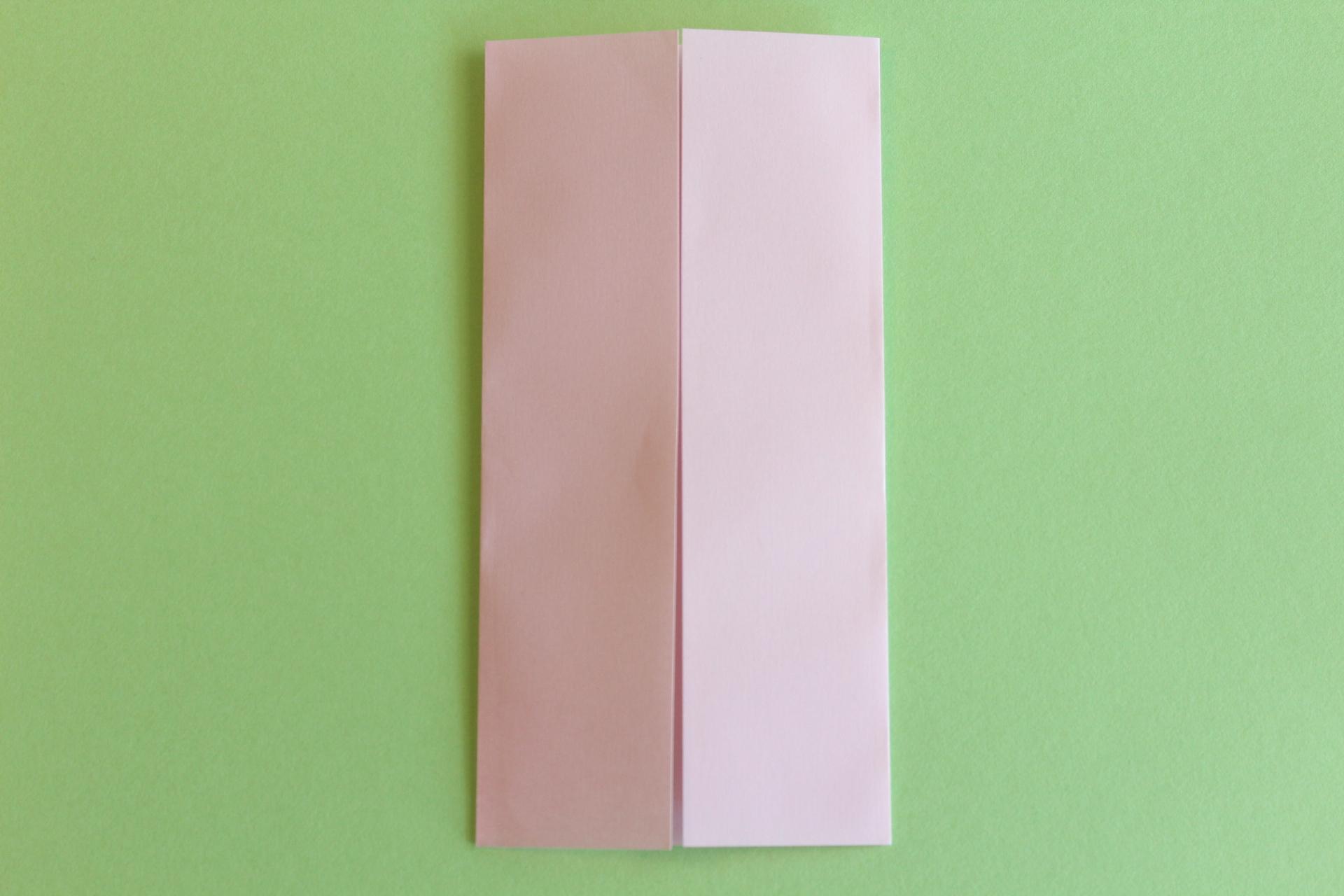 羽子板の折り方1