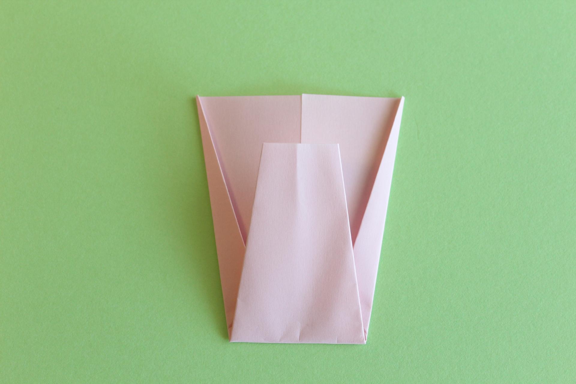 羽子板の折り方3