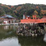 勝尾寺と箕面大滝に行ってきました!大阪で有名な紅葉スポット