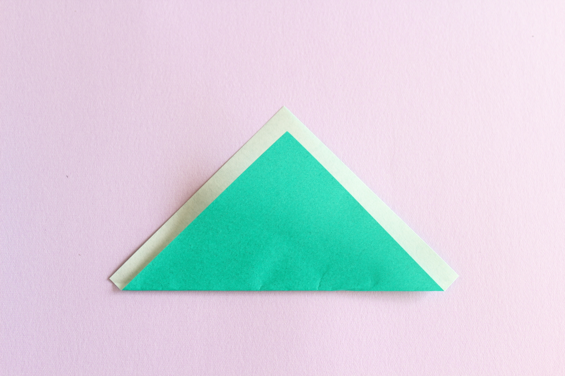 キャンディースティックの折り方1