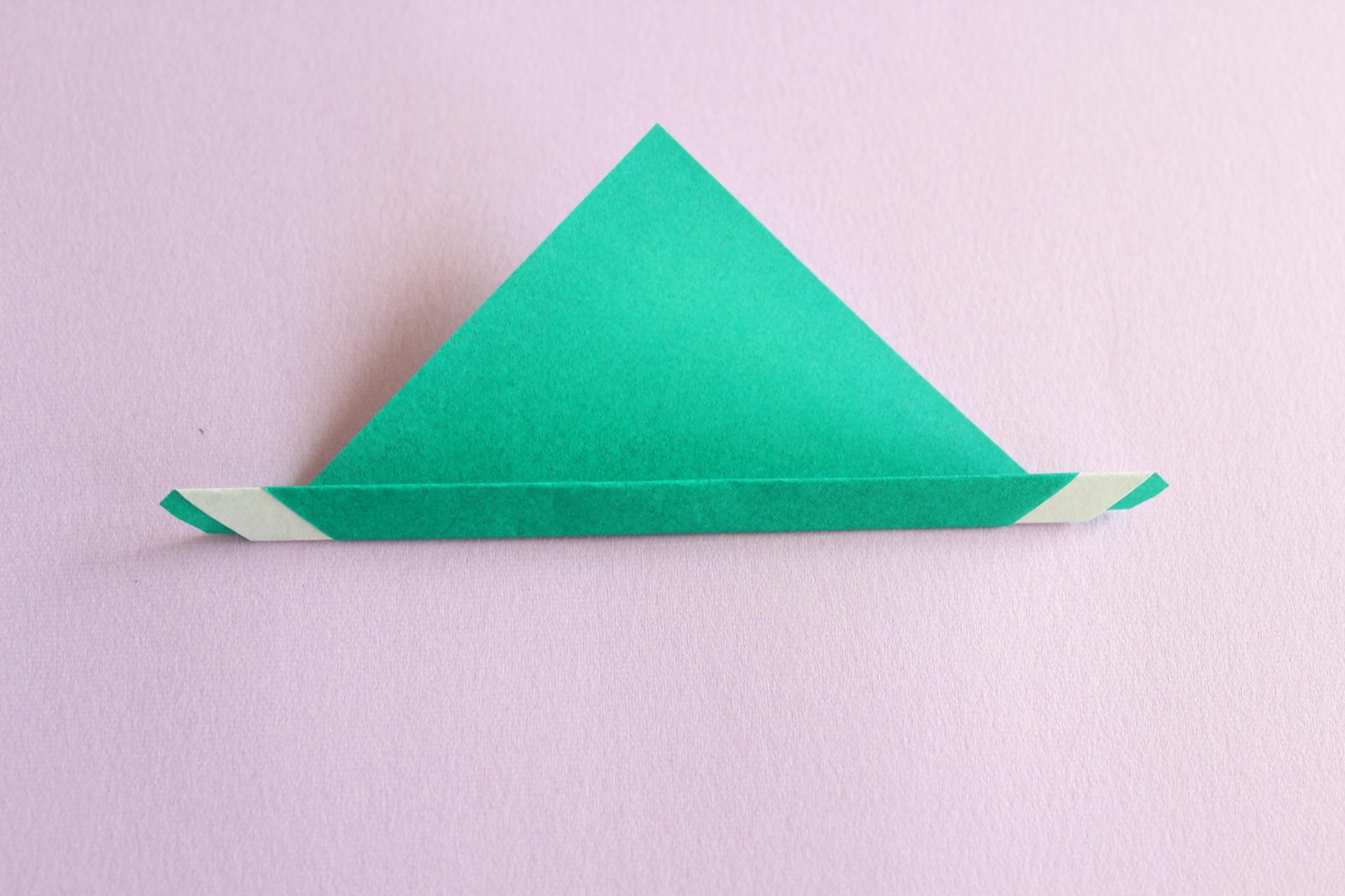 キャンディースティックの折り方2
