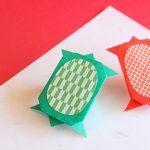 折り紙で亀(カメ)の折り方!お祝いや贈り物に寿亀を!