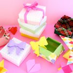 折り紙で箱の折り方!簡単かわいい!暮らしに便利な入れ物の作り方16選