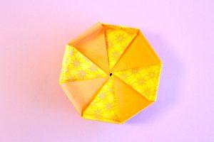 八角形の箱