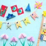 5月の折り紙!端午の節句(こどもの日)に飾りたい作品の折り方まとめ