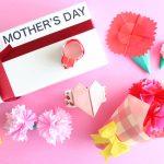母の日の折り紙!簡単な折り方12選!ママへのプレゼントを手作りしよう!