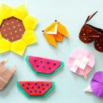7月の折り紙!夏に折りたい手作り飾りの折り方まとめ!