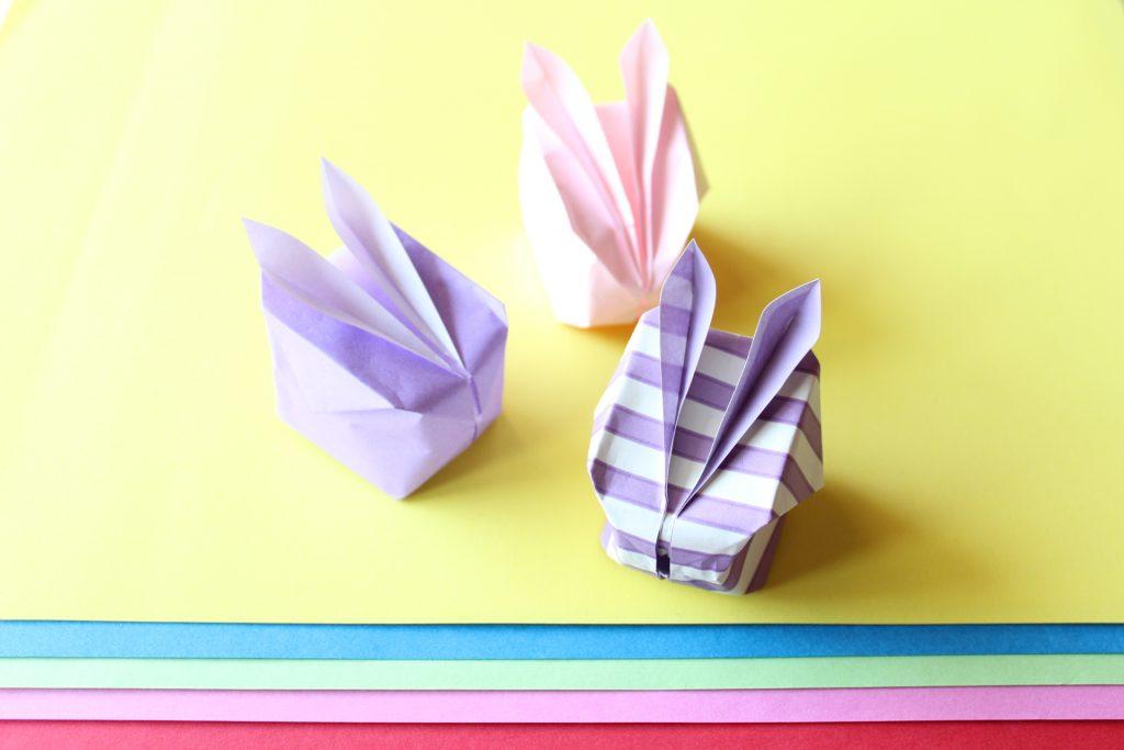 イースターの折り紙